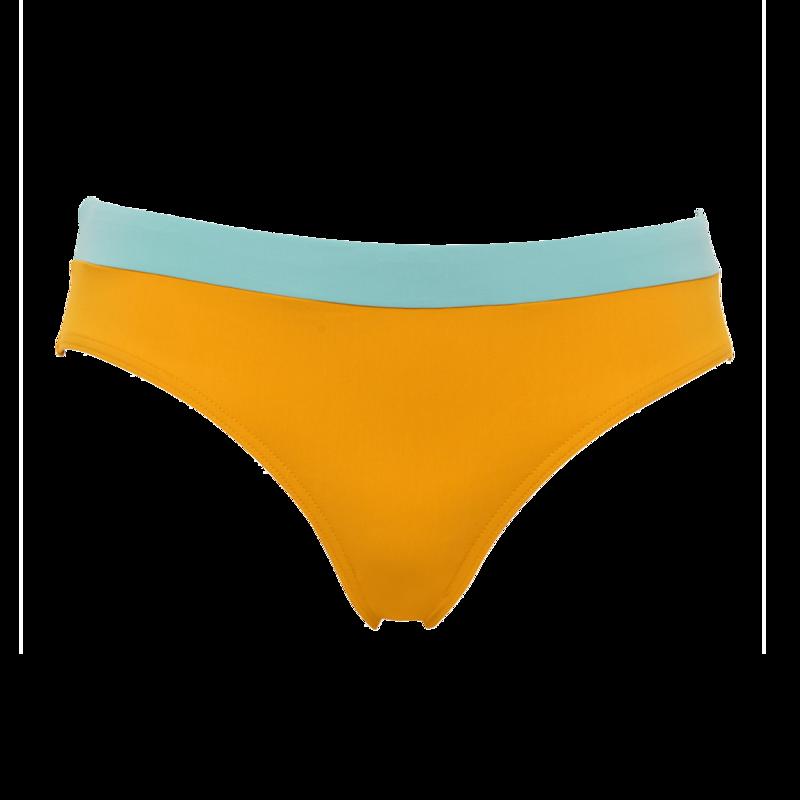 Bas de maillot de bain culotte Colorblock - Maison Lejaby