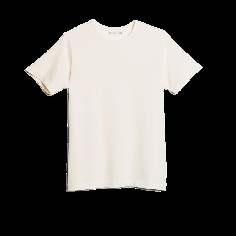 T-shirt 215 Men's Crew  - Merz b Schwanen