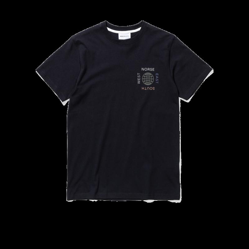 t shirt niels norse X Matt luckhurst - Norse Projects