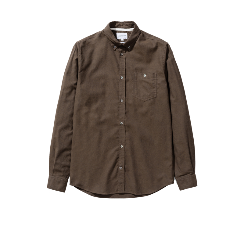 Chemise Anton Flanelle  - Norse Projects