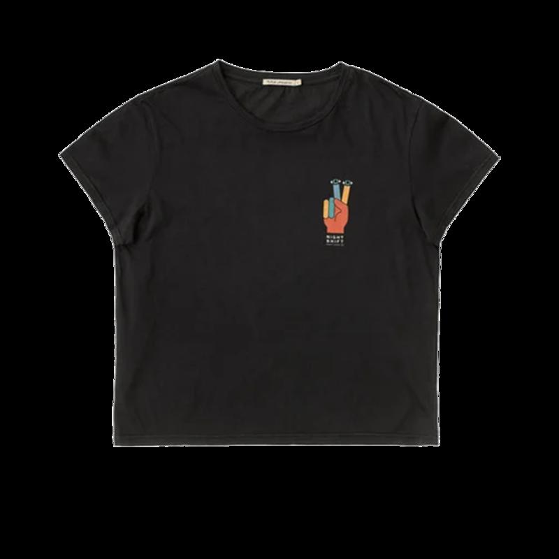 T-shirt Lisa - Nudie Jeans
