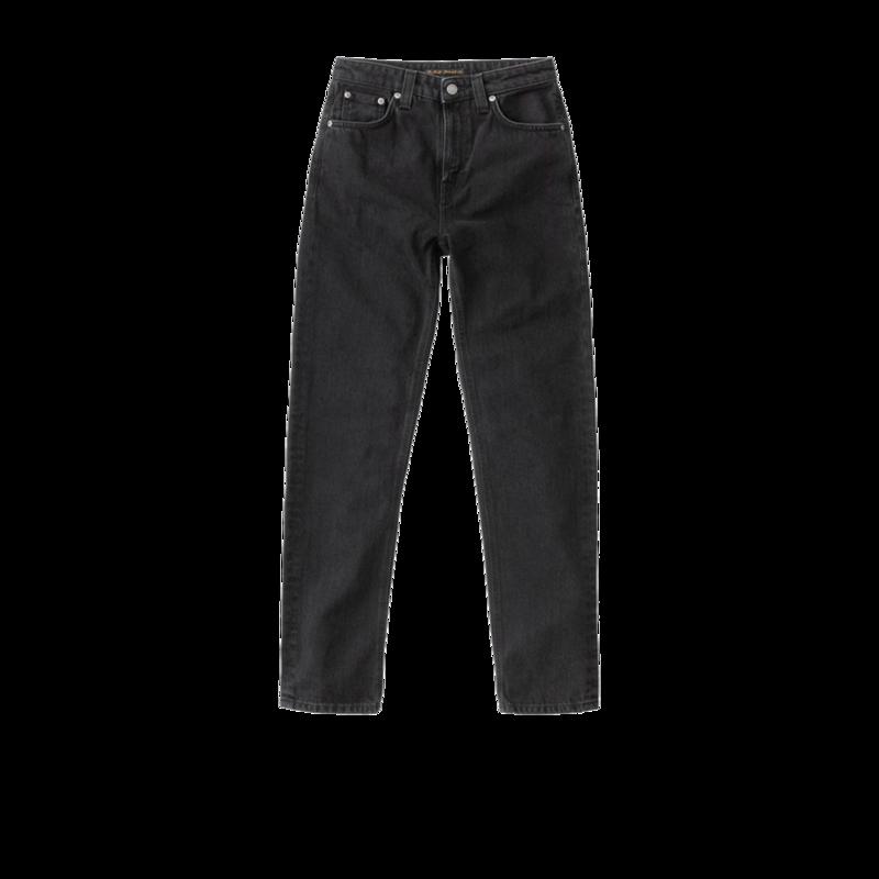 Jean teinté regular tapered Breezy Britt - Nudie Jeans
