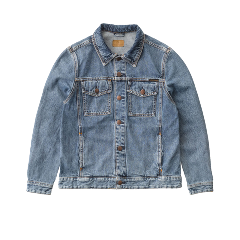 Veste en jean Bettina - Nudie Jeans