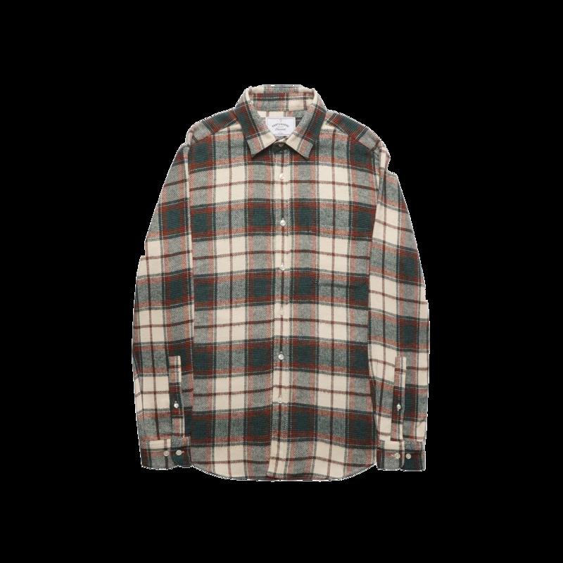 Chemise en flanelle à carreaux Saint Patrick - Portuguese Flannel