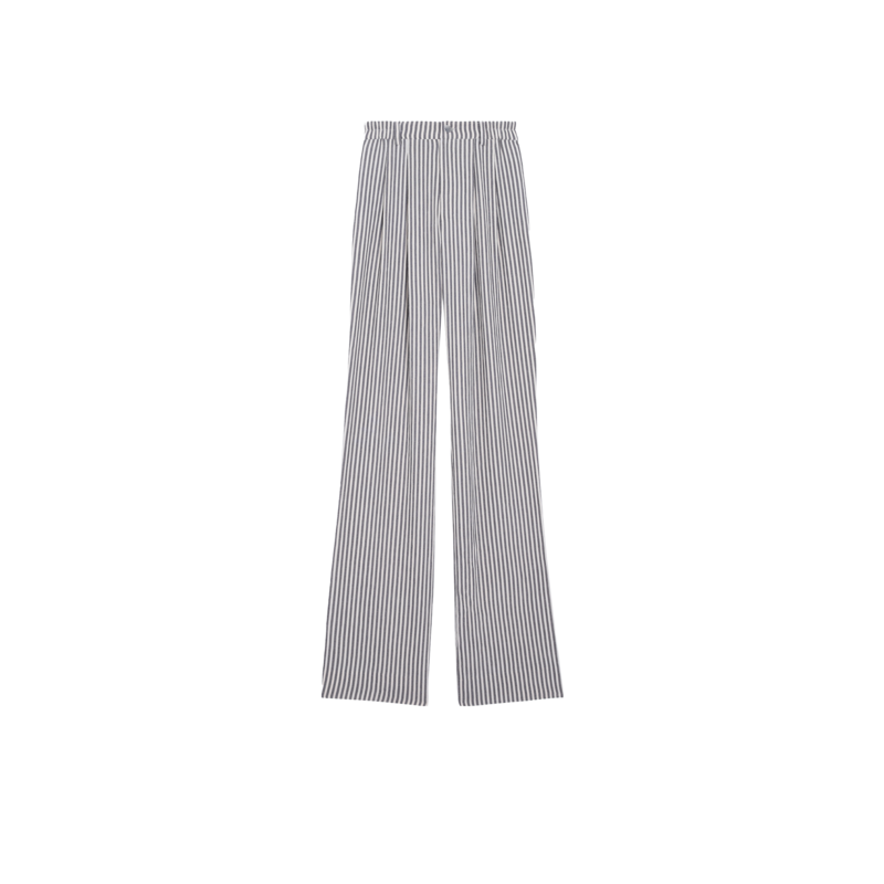 Pantalon rayé évasé Melijade - Roseanna