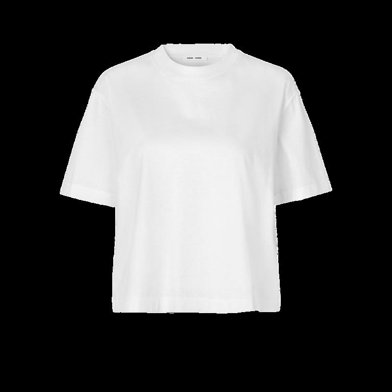 T-shirt Chrome - Samsoe Samsoe