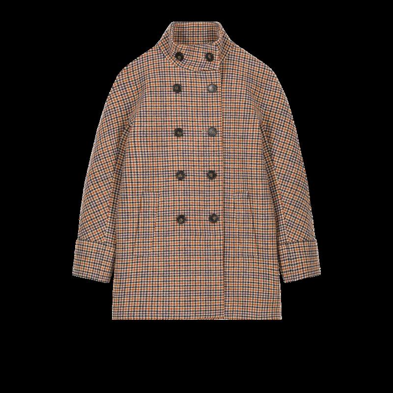 Manteau boutonné pallenis  - Vanessa Bruno