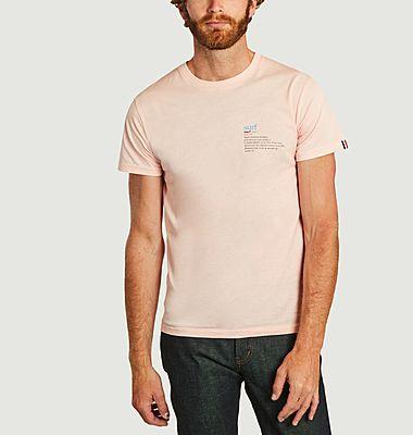 T-shirt Dictio Surf