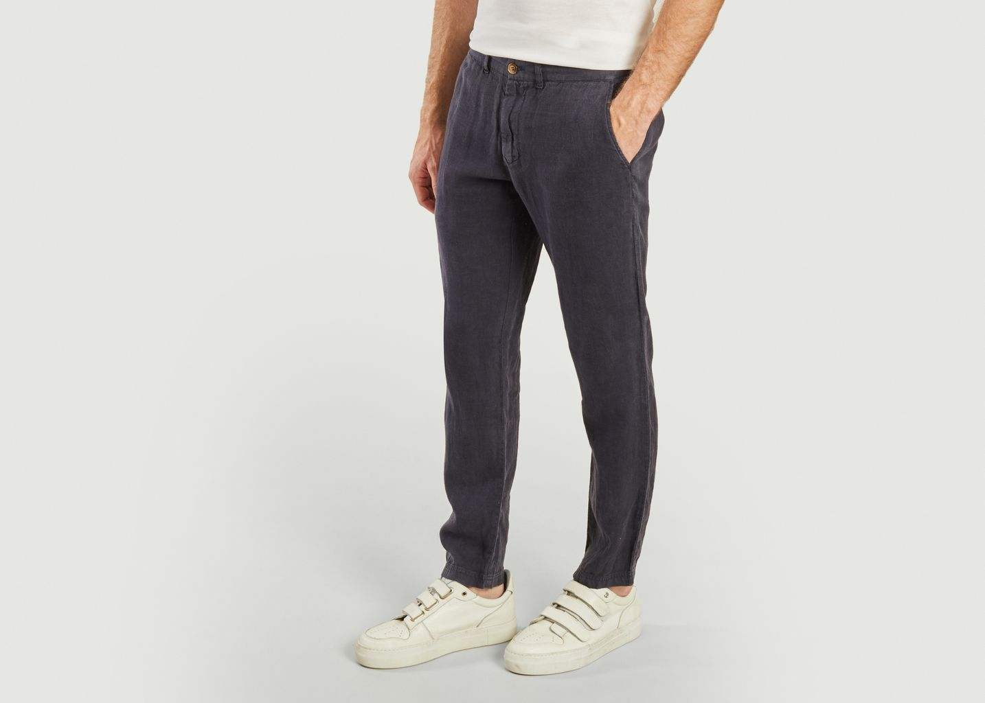 Pantalon chino en lin - 1789 Cala