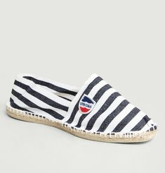 Striped Classic Espadrilles