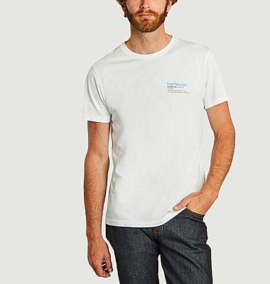 T-shirt Dictio Barbecue