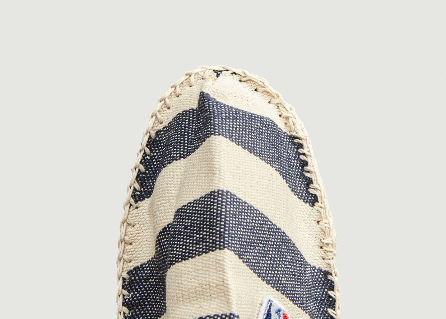Espadrilles rayées - 1789 Cala