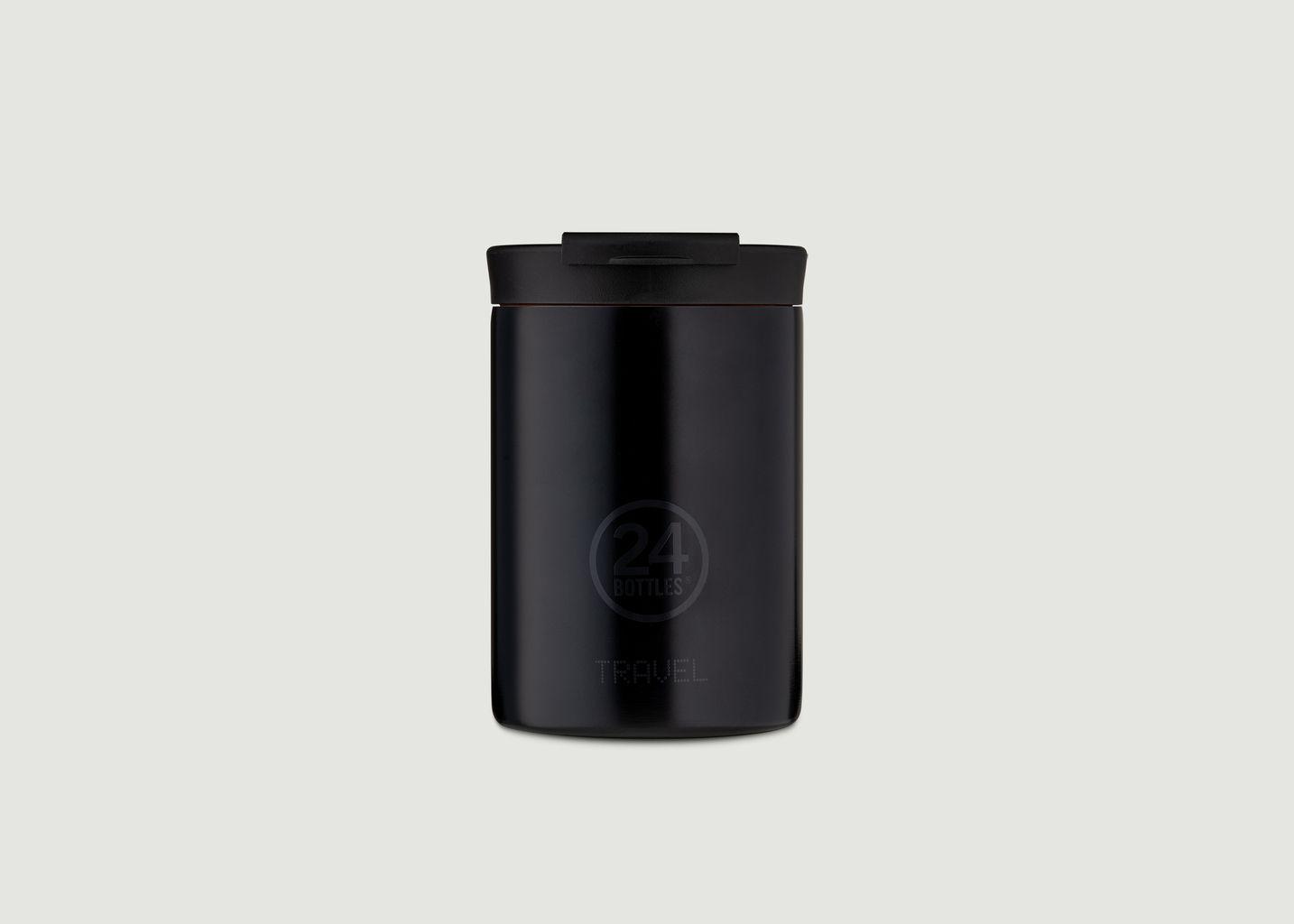 Tumbler de voyage 350ml Tuxedo Black - 24 Bottles