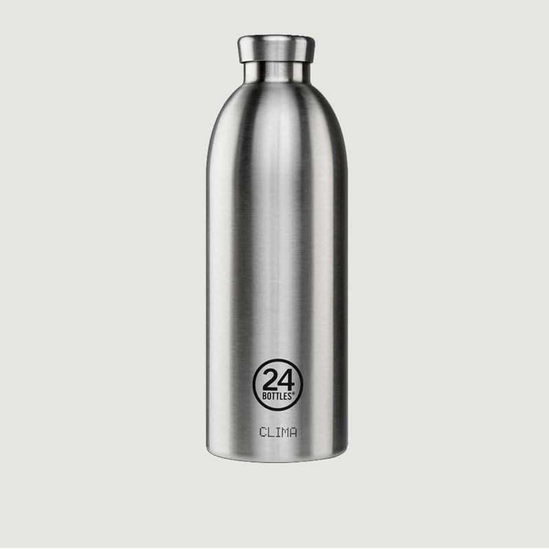 Clima Bottle 850ml Isotherme Steel - 24 Bottles