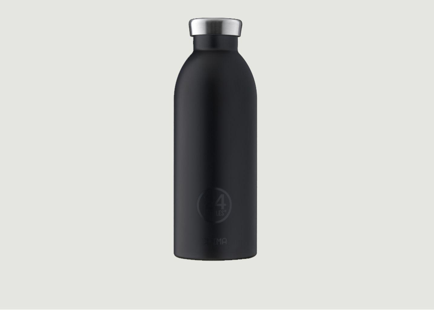 Clima Bottle 500ml Isotherme Tuxedo Black - 24 Bottles