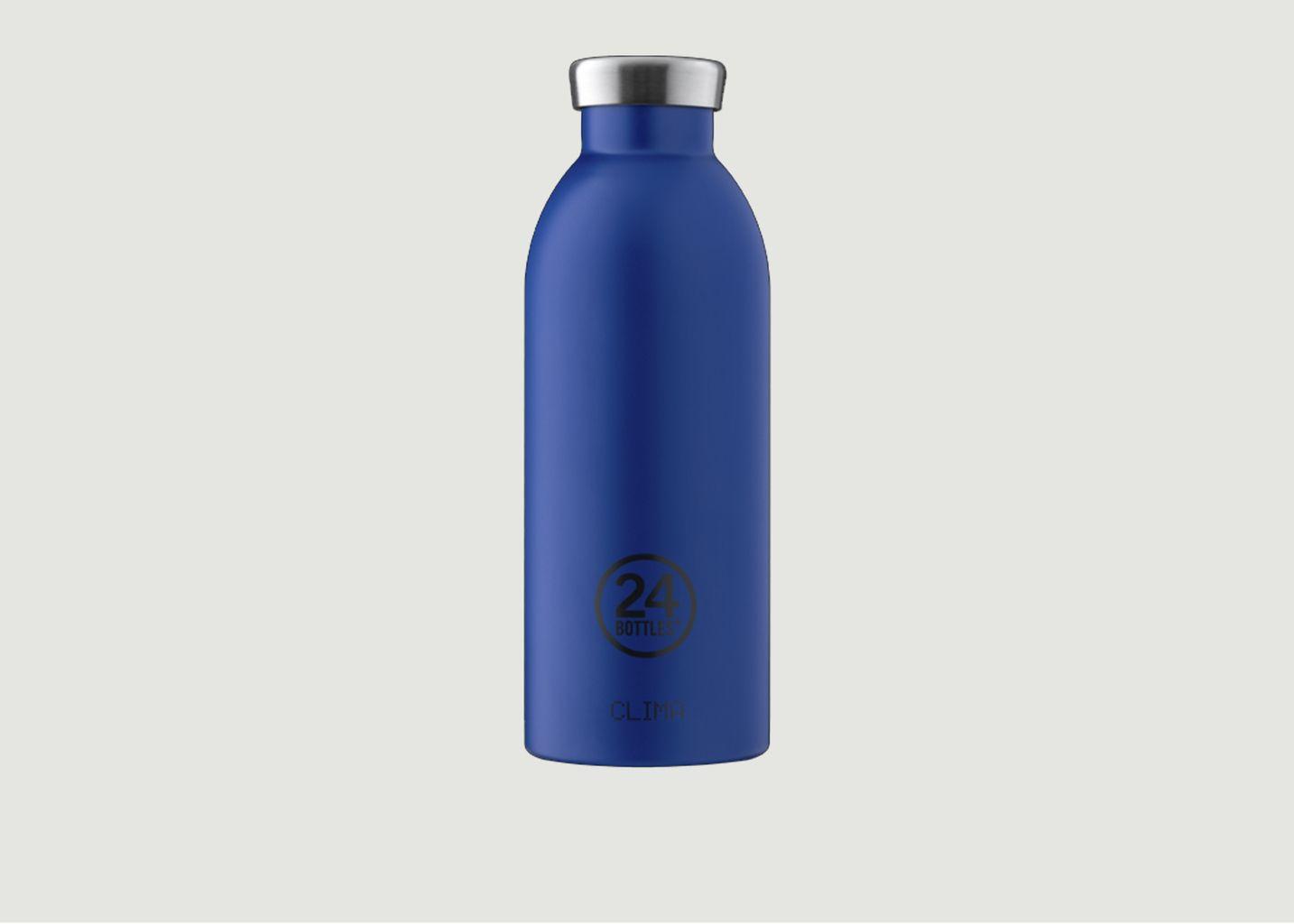 Clima Bottle 500ml Isotherme Gold Blue - 24 Bottles