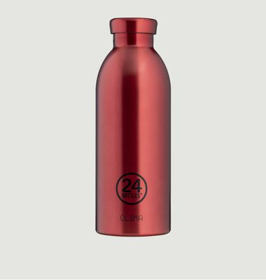 Clima Bottle 500ml Isotherme Chianti Red