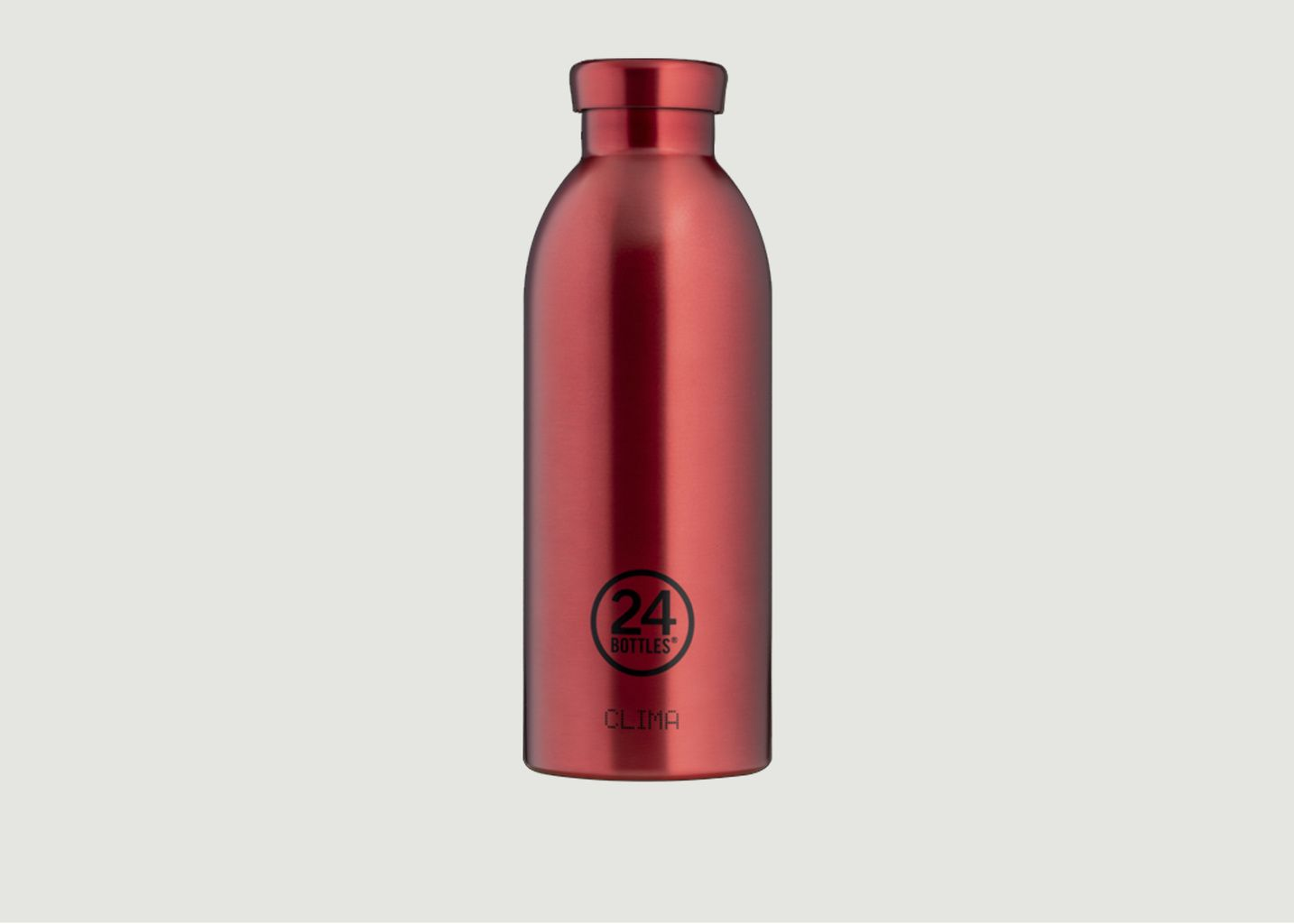 Clima Bottle 500ml Isotherme Chianti Red - 24 Bottles