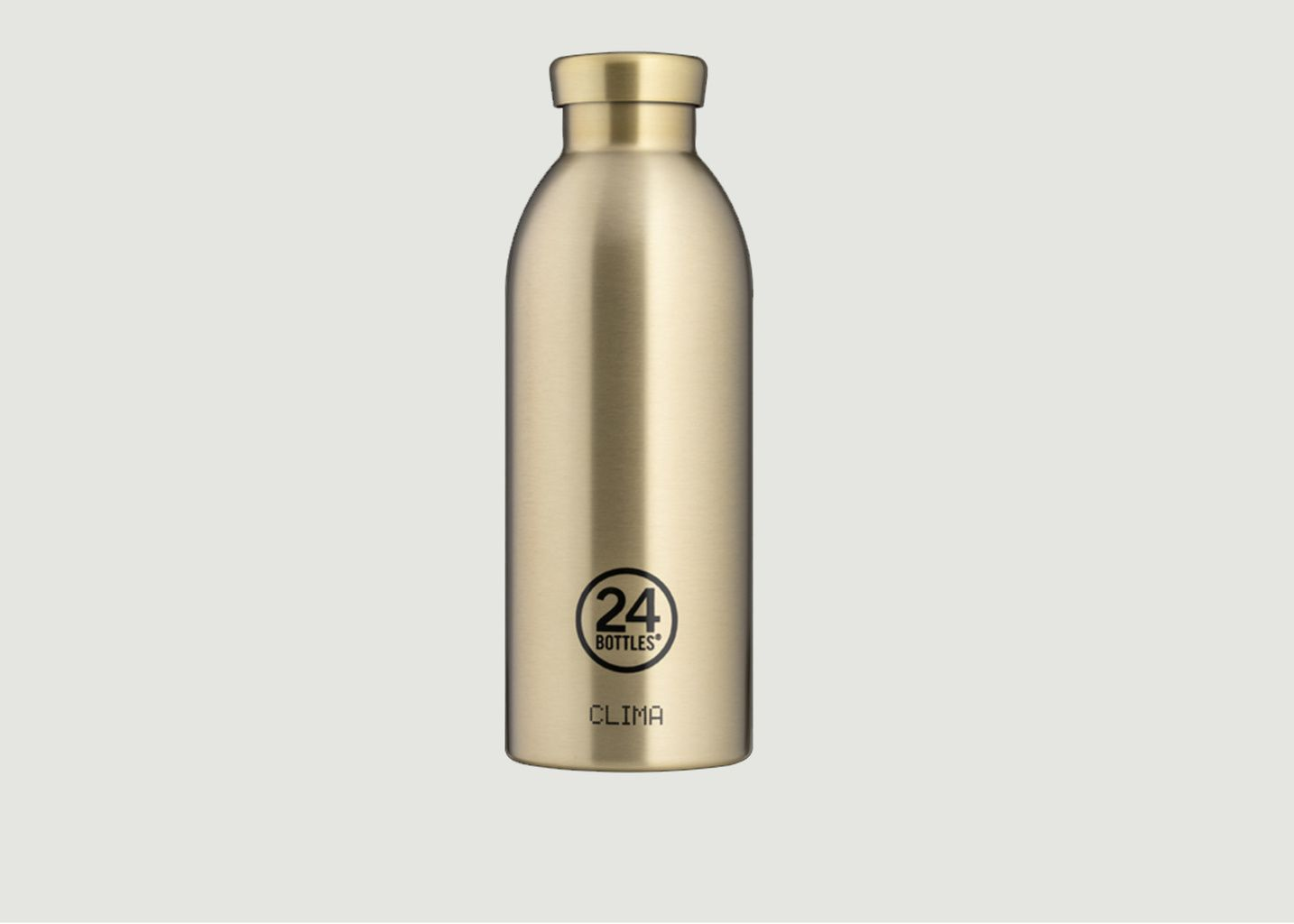 Clima Bottle 500ml Isotherme Prosecco Gold - 24 Bottles