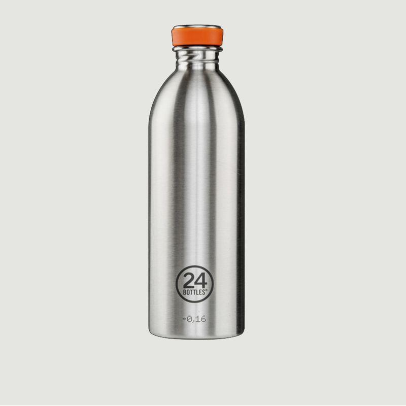 Urban Bottle 1000ml Steel - 24 Bottles