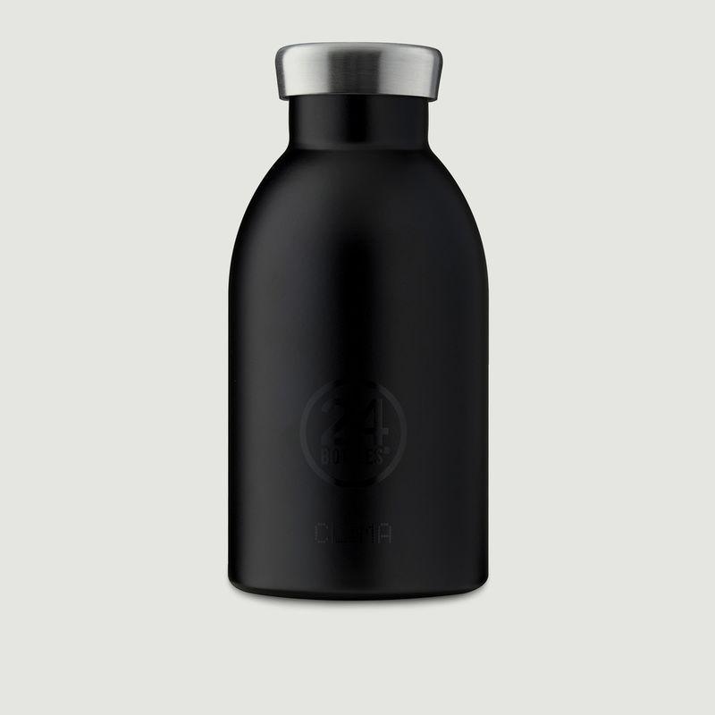 Clima Bottle 330ML Tuxedo Black - 24 Bottles