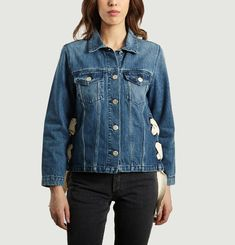 Veste en Jean Hollow