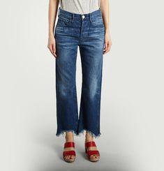 W4 Shelter Austin Crop Jeans