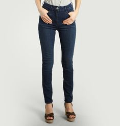 Jean W3 Channel Seam Skinny
