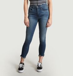 Jean W3 Skinny Crop