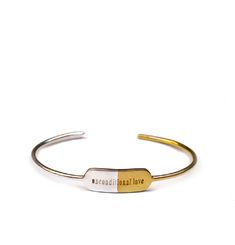 Bracelet Unconditional Love