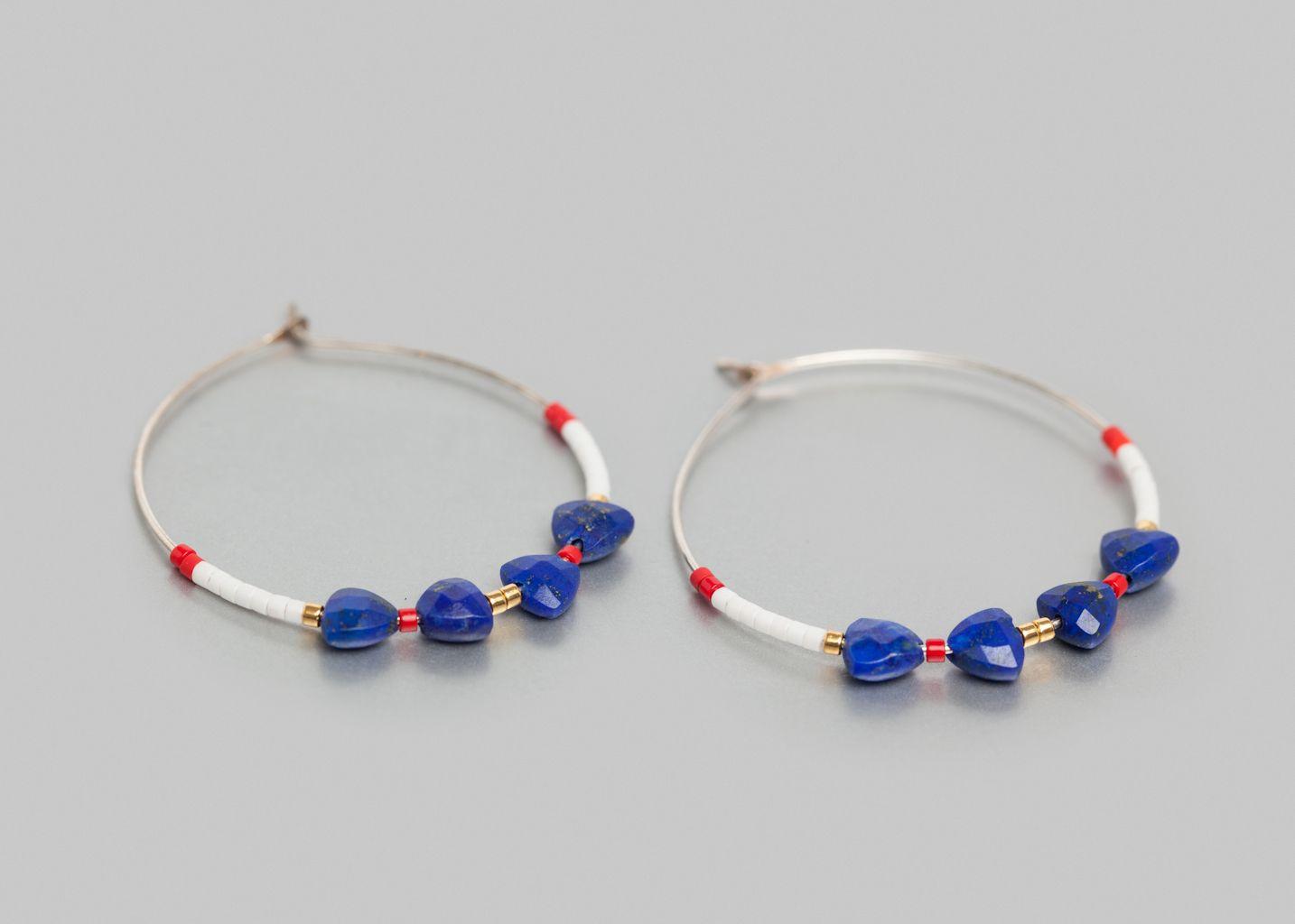 French Kiss Earrings - 46 Bikini Christy