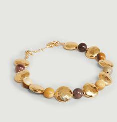 Bracelet Baloon argent et pierres