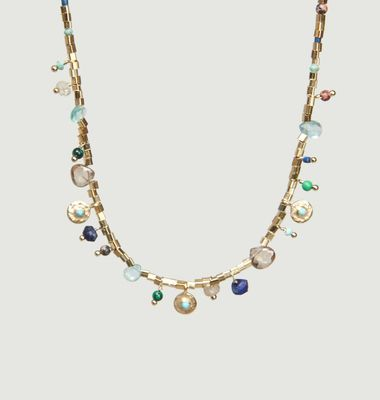 Collier Asia Turquoise