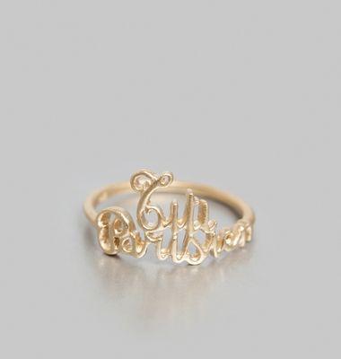 Titi Parisian Ring
