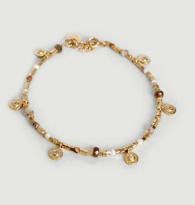 Bracelet Semi Pierre de Lune