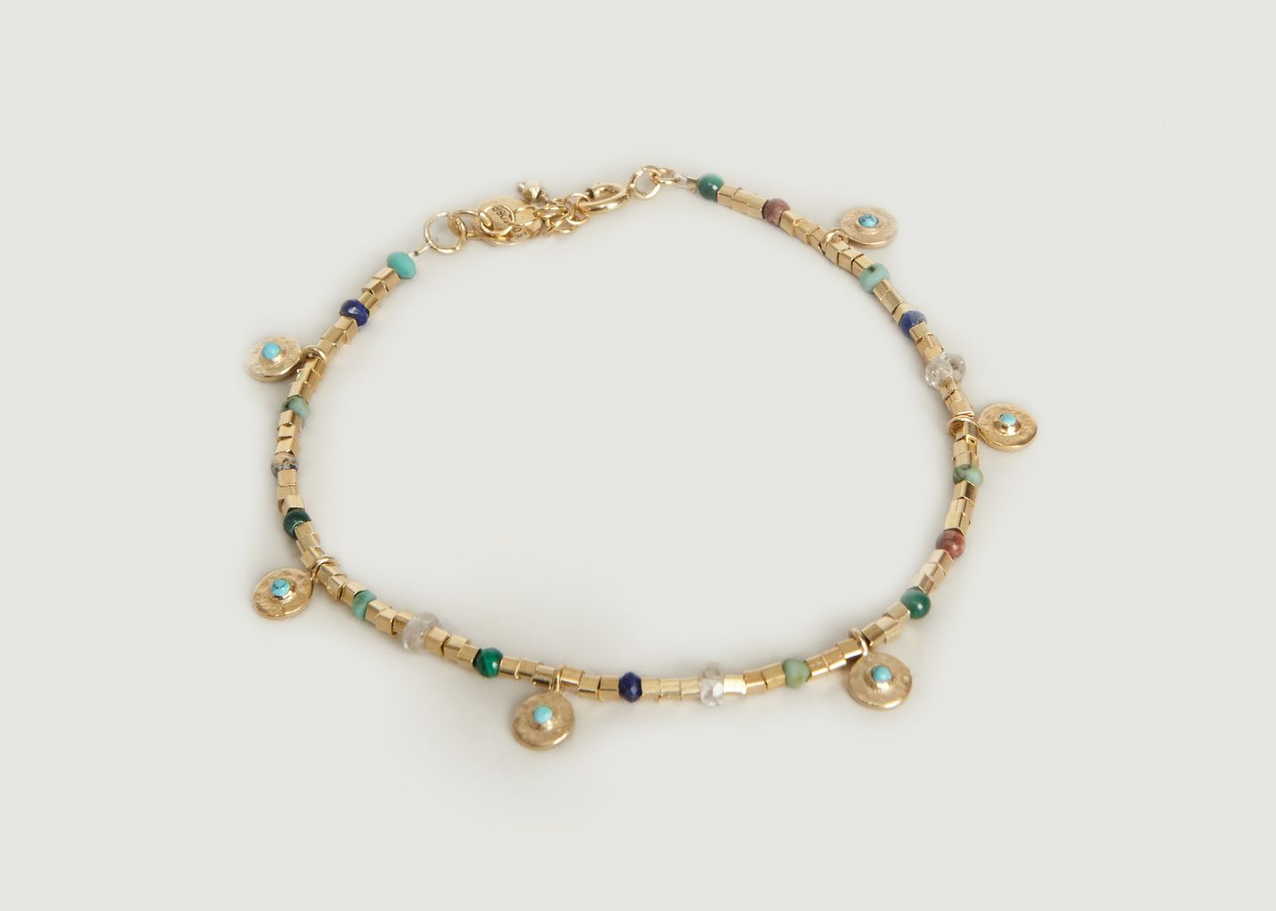 Bracelet Semi Turquoise - 5 Octobre