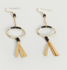 Taby Pendant Earrings
