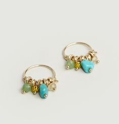 Slide Hoop Earrings