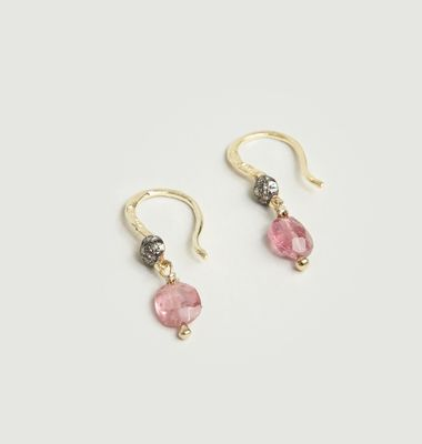 Pink Aglae Earrings