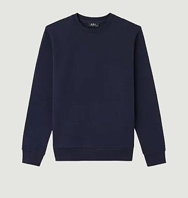 Sweatshirt en coton et cachemire Capitol