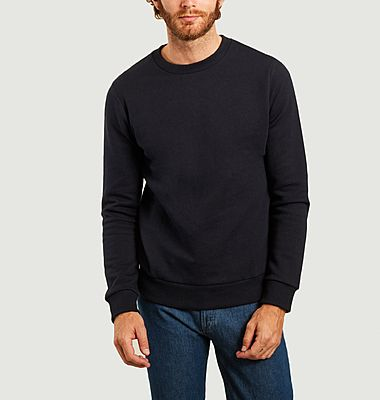 Capitol cotton and cashemere sweatshirt