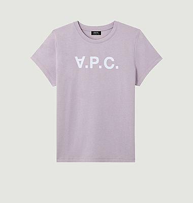 T-shirt APC logo