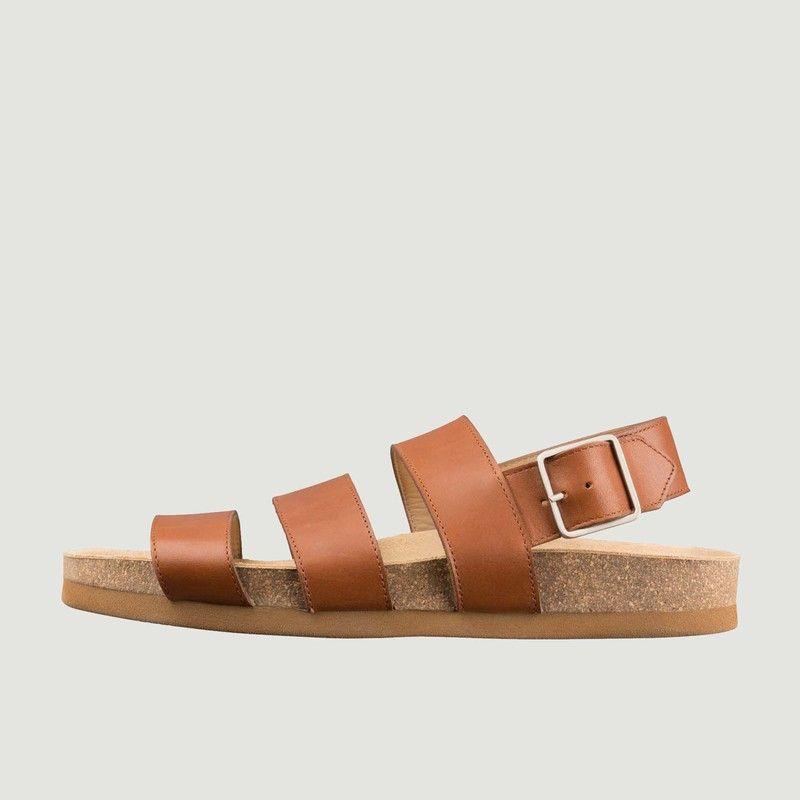Sandales Raphaelle - A.P.C.