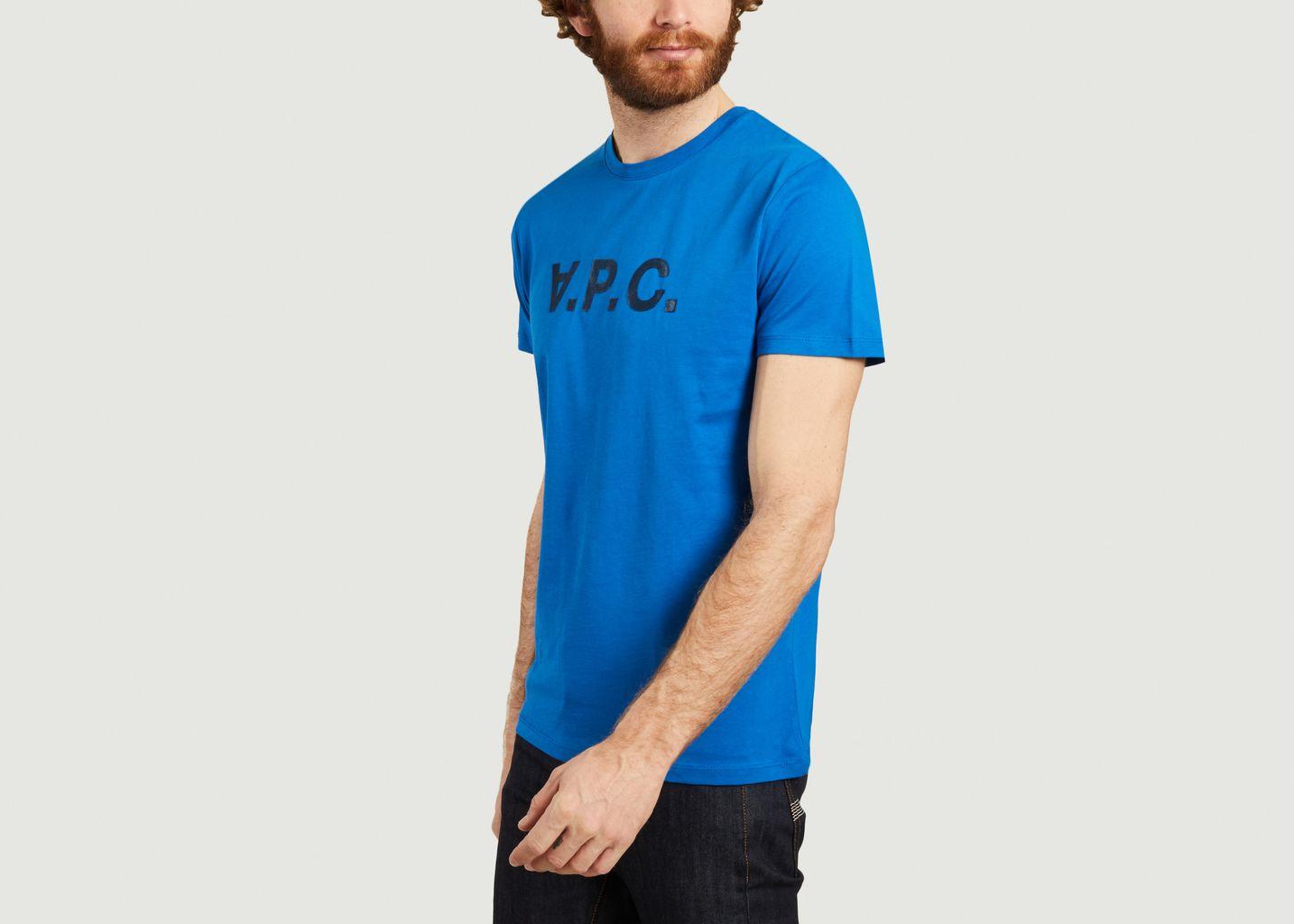 T-shirt APC logo - A.P.C.