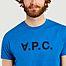 matière T-shirt APC logo - A.P.C.