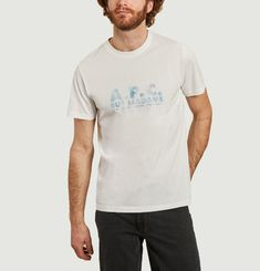 T-shirt Bobby A.P.C.