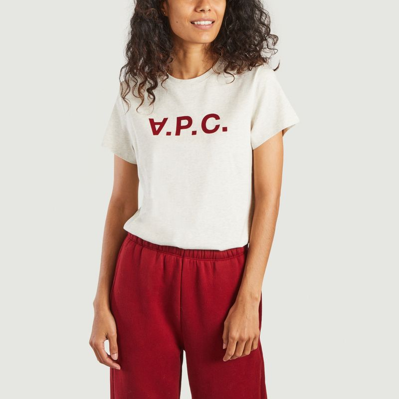 T-Shirt VPC Color F - A.P.C.