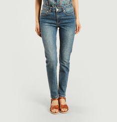 High Standard Slim Jeans
