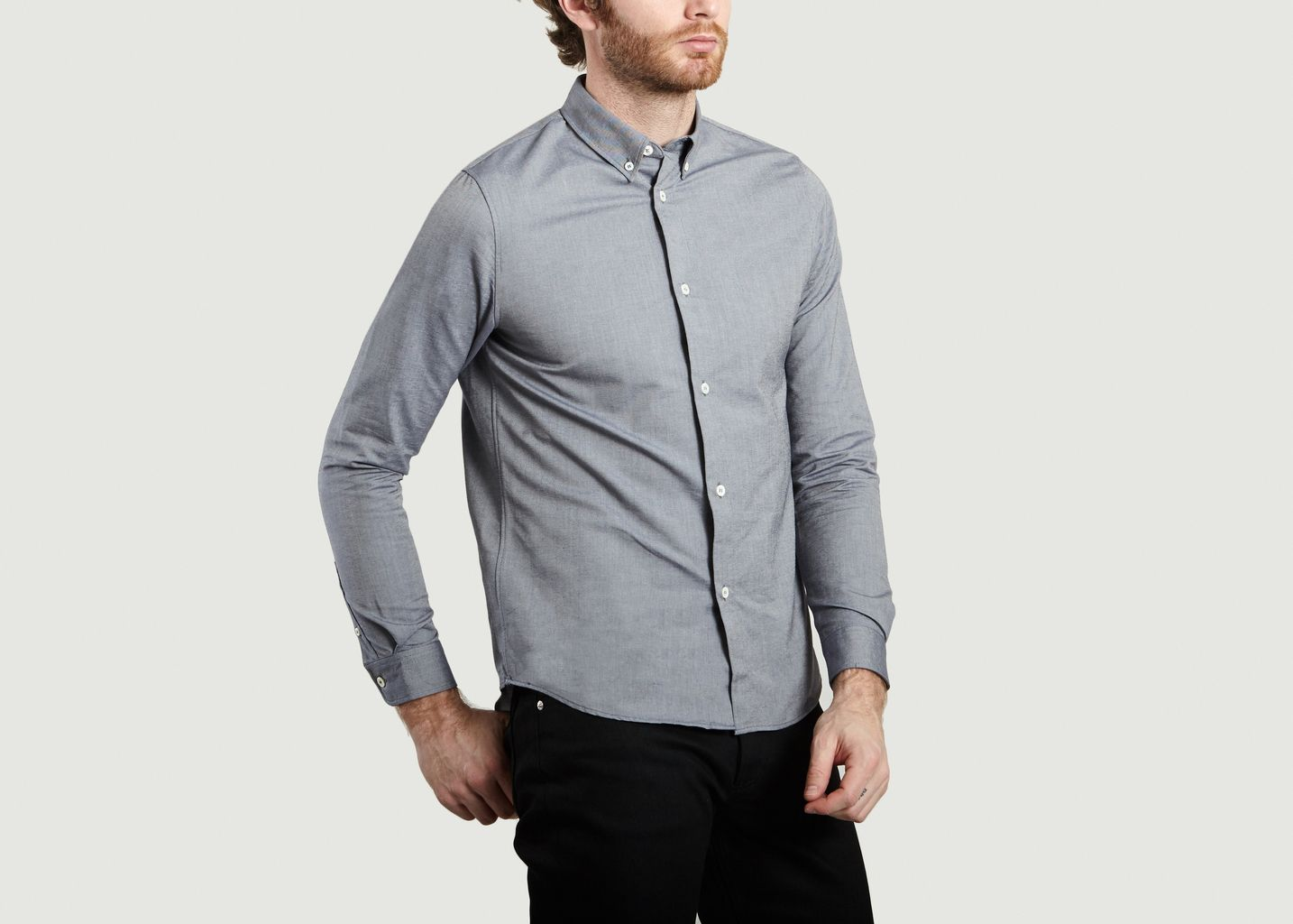 Chemise Button Down - A.P.C.