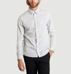 Andre Chequered Shirt